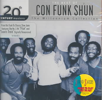 20TH CENTURY MASTERS:MILLENNIUM COLLE BY CON FUNK SHUN (CD)