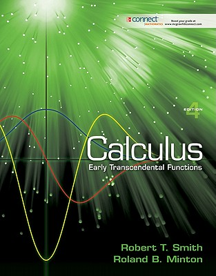 Calculus By Smith, Robert/ Minton, Roland